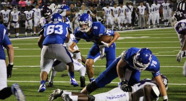 Temple crushes University in 18-5A opener