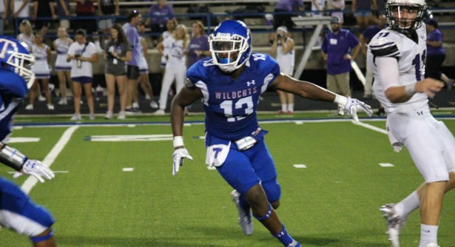 DE Gulley has grown into starting role for Wildcats