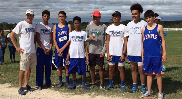 Temple cross country runners strive for more at regional meets