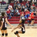 Lamar 8th Grade A Volleyball vs. Midway