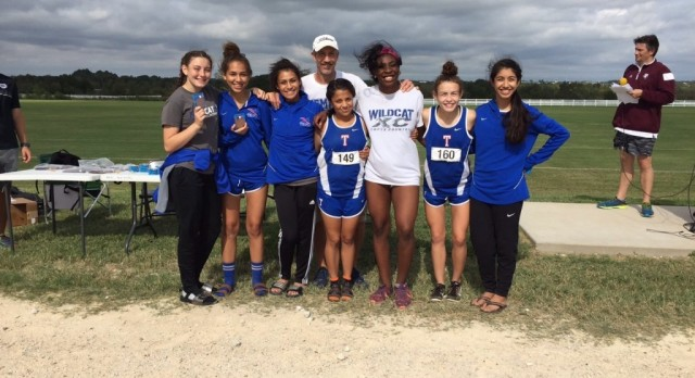 Temple cross country teams run to regional berths