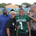 Travis Mustang Football 8th Grade Parent Night
