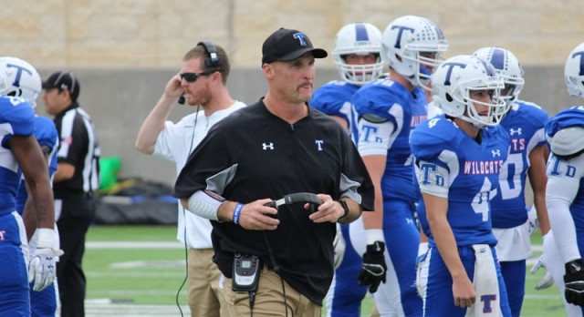 Scott Stewart talks State Quarterfinals with ESPN Central Texas