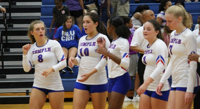 Tem-Cats announce 2016 postseason volleyball awards