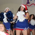 THS Cheerleaders – Manvel Pep Rally