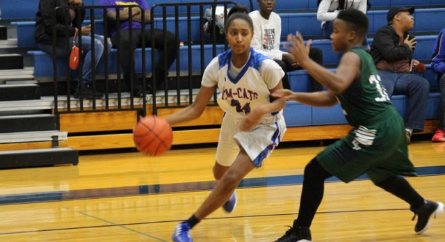 Temple girls rally to top Bryan Rudder