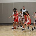 Lamar 7th Grade B Girls Basketball vs. Lake Belton
