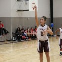 Lamar 7th Grade A Girls Basketball vs. Lake Belton