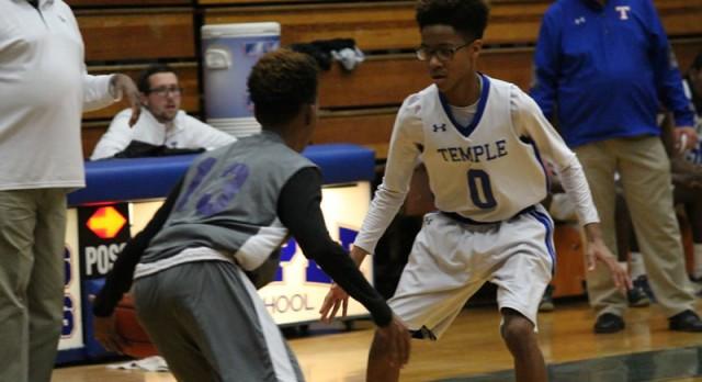 Freshman boys basketball tops University 54-47