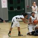 Travis 8th Grade A Girls Basketball vs. Cove Lee