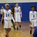 Freshman Blue Boys Basketball vs. Bryan