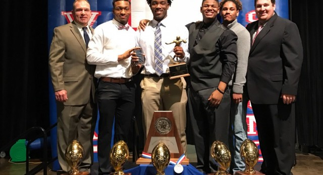 Wildcats' run to state title game celebrated at banquet