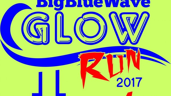Big Blue wave Logo