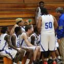 Freshman Boys Blue Basketball vs. University