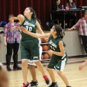 Travis 8th Grade B Girls Basketball vs. Lamar