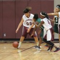 Lamar 7th Grade A Girls Basketball vs. Travis