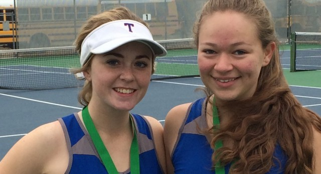 Montgomery/Voss take doubles title at Ellison