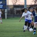 Lady Wildcat JV Soccer vs. Bryan Rudder