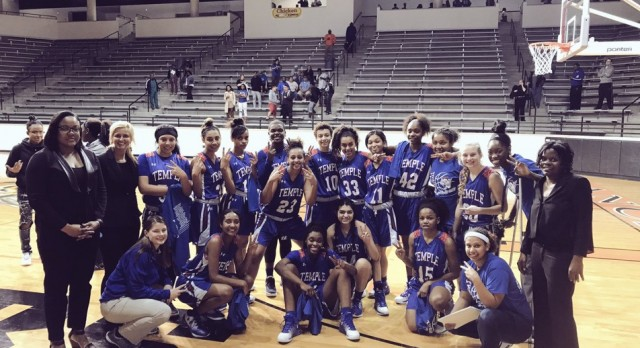Tem-Cats cruise past Lindale, into second round