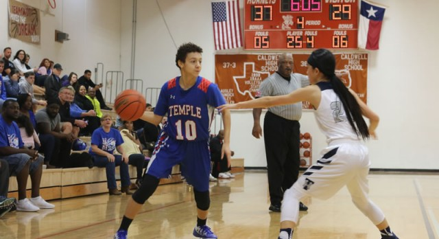 Cold-shooting Temple ousted by No. 9 Memorial