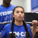 Temple Girls Powerlifting @ Temple Invitational
