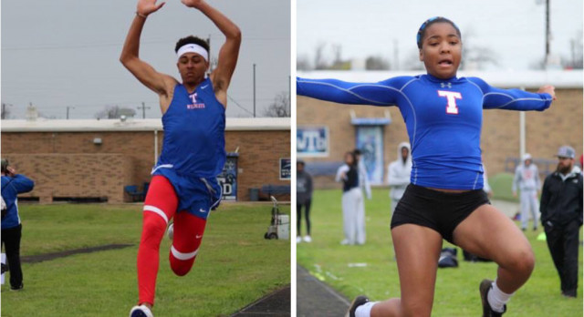 Temple Track teams to compete Saturday in the Midway Relays