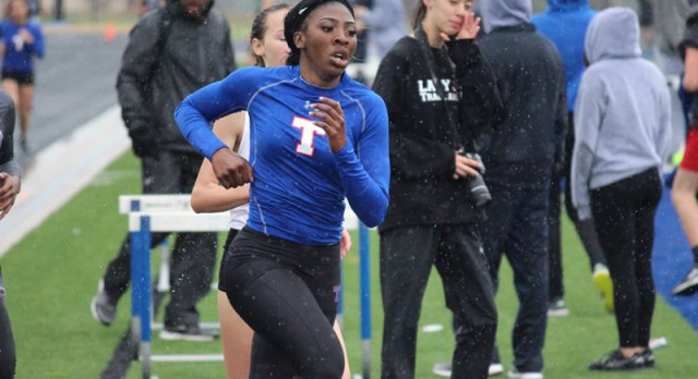 Tem-Cat Track results from Temple Relays