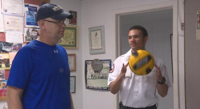 Temple's Aaron Boyle name a KWTX Classroom Champion