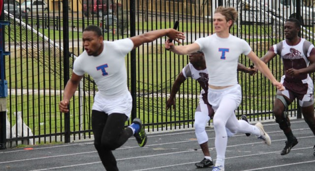 Wildcat JV Track results at the Temple Relays