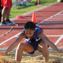 Bonham Girls Track & Field at the District Meet