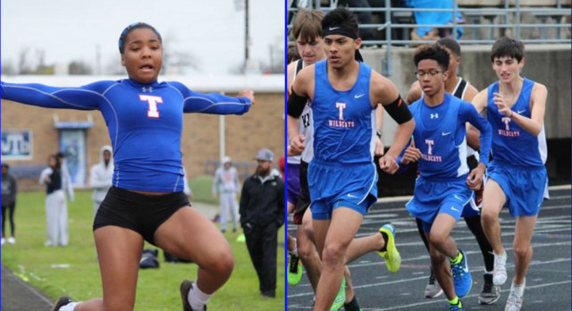 18-5A Track & Field Championships Schedule