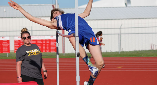 Bonham boys track & field results from the district meet