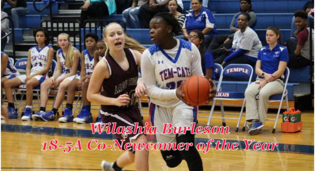 2016-17 18-5A Girls Basketball All-District Squad