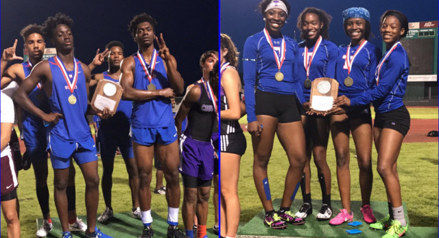 Temple claims 20 medals at District 18-5A track & field meet