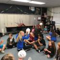 Tem-Cat Volleyball – Scott Elementary Career Day