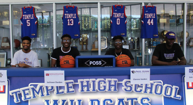 Wildcat basketball seniors announce collegiate plans