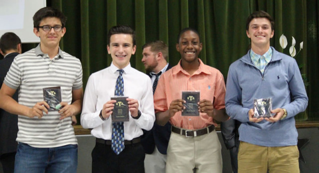 Travis Mustang Athletic Awards Announced