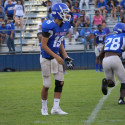Wildcat Football Blue/White Game – 1st Half