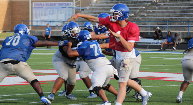 Wildcats host new-look Blue-White scrimmage tonight