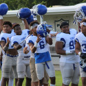 Wildcat Football Blue/White Game – Pre-Game Activities