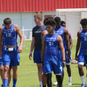 Wildcat 7-on-7 vs. Belton #2 & Austin Anderson