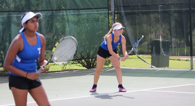 Connally tops Temple Tennis 12-7