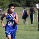 Wildcat JV Boys Cross Country at the Temple Invitational
