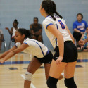 Freshman Blue Volleyball vs. CTCS