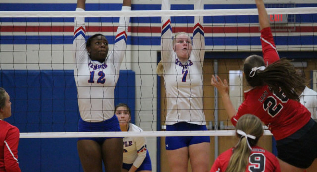 Temple makes clean sweep of CTCS