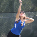Temple Girls Tennis vs. Pflugerville Connally