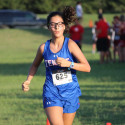 Tem-Cat Cross Country at the Temple Invitational