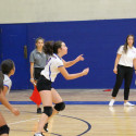 Freshman Blue Volleyball vs. Austin McCallum