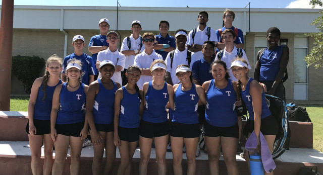 Wildcat Tennis notches wins at Ellison and Killeen