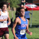 Wildcat Cross Country at the Temple Invitational